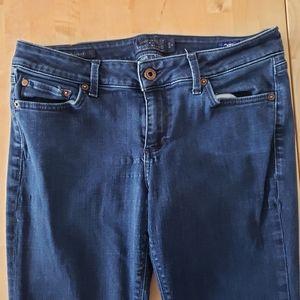 Lucky Brand // Lolita bootcut dark denim jeans